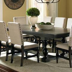 Buy Steve Silver Leona Casual 78x44 Rectangular Dining Table on sale online