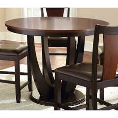 Buy Steve Silver Oakton 48 Inch Round Counter Height Table on sale online