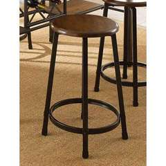 Buy Steve Silver Rebecca Counter Stool in Brown on sale online