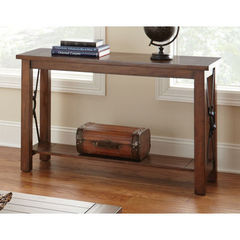 Buy Steve Silver Rosewood 48x18 Sofa Table on sale online
