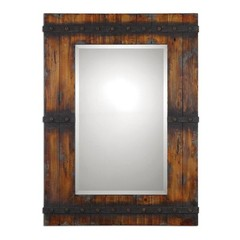 Buy Uttermost Stockley 32x43 Rectangular Wall Mirror on sale online