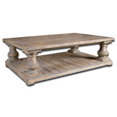 Buy Uttermost Stratford Cocktail Table 60x19 Cocktail Table on sale online