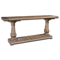 Buy Uttermost Stratford Console 71x30 Console Table on sale online