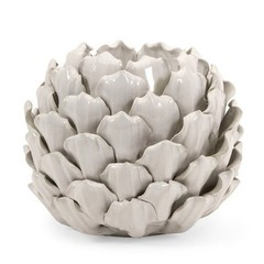 Buy IMAX Worldwide Tall Artichoke Candleholder on sale online