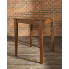 Buy Crosley Furniture Tapered Leg 32x32 Pub Table in Classic Cherry on sale online