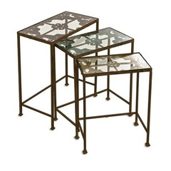 Buy IMAX Worldwide Torry Nested Tables (Set of 3) on sale online