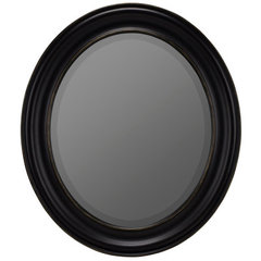 Buy Cooper Classics Townsend 30x26 Mirror in Black on sale online