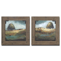 Buy Uttermost Trees of Love 28 Inch Square Wall Art I, II (Set of 2) on sale online
