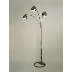 Buy NOVA Lighting Triplet 3-Light Arc Lamp on sale online