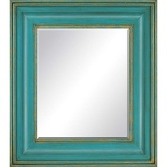 Buy Paragon Turquoise Enlightenment 32x36 Mirror  on sale online
