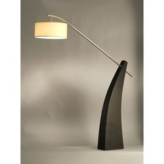 Buy NOVA Lighting Tusk 1-Light Arc Floor Lamp on sale online
