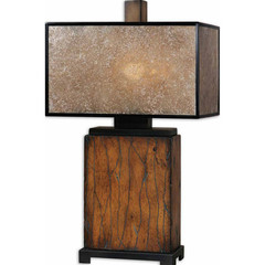 Buy Uttermost Sitka 29 Inch Table Lamp in Wood on sale online
