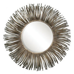 Buy Uttermost 38 Inch Round Akisha Starburst Mirror on sale online