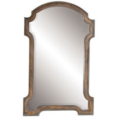 Buy Uttermost 41x25 Rectangular Corciano Mirror in Oxidized Copper on sale online