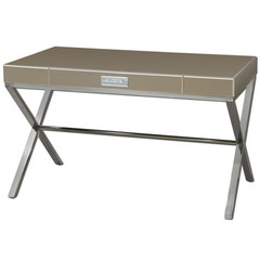 Buy Uttermost Lexia 52x24 Rectangular Modern Desk on sale online