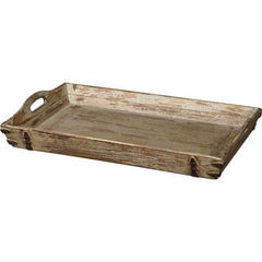 Buy Uttermost Abila Wooden Tray on sale online