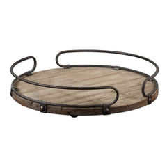 Buy Uttermost Acela Wine Tray on sale online