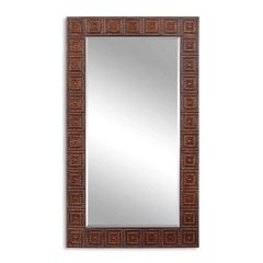 Buy Uttermost Adel 71x41 Wall Mirror in Bronze on sale online