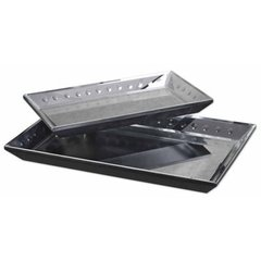 Buy Uttermost Alanna Trays in Black (Set of 2) on sale online