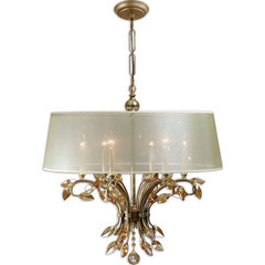 Buy Uttermost Alenya 6 Light Shade Chandelier on sale online