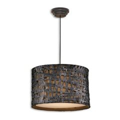 Buy Uttermost Alita Metal 3 Light Hanging Shade on sale online