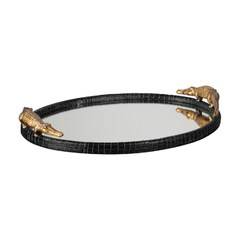 Buy Uttermost Alligator Tray on sale online