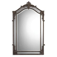 Buy Uttermost Alvita Medium 48x29 Wall Mirror in Gray on sale online