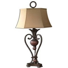 Buy Uttermost Andra 37 Inch Table Lamp on sale online