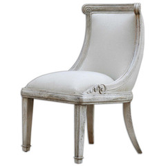 Buy Uttermost Anesio Armless Chair on sale online