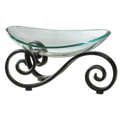 Buy Uttermost Arla Glass Bowl on sale online