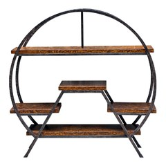 Buy Uttermost Ayoka Forged Iron Etagere on sale online
