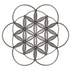 Buy Uttermost Baiano 30x30 Metal Wall Art on sale online