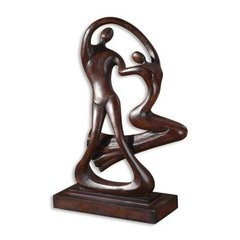 Buy Uttermost Ballroom Dancers Statue on sale online