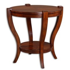 Buy Uttermost Bergman End Table on sale online
