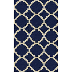 Buy Uttermost Bermuda Rug in Indigo on sale online