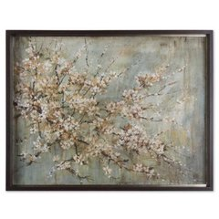 Buy Uttermost Blossom Melody 50x38 Wall Art on sale online
