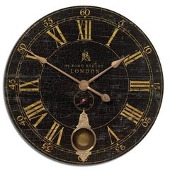 Buy Uttermost Bond Street 30 Inch Clock on sale online