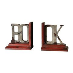 Buy Uttermost Book Bookends (Set of 2) on sale online