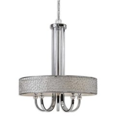 Buy Uttermost Brandon 5 Light Single Shade Chandelier on sale online