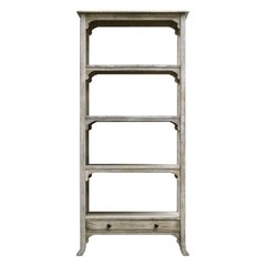 Buy Uttermost Bridgely Aged White Etagere on sale online