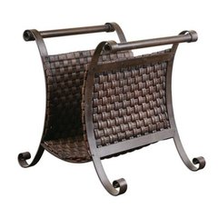 Buy Uttermost Brunella Magazine Holder on sale online