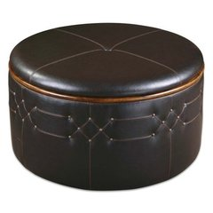 Buy Uttermost Brunner Storage Ottoman on sale online