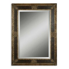 Buy Uttermost Cadence Small 46x34 Wall Mirror in Black on sale online