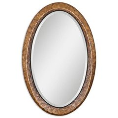 Buy Uttermost Capiz 34x22 Vanity Mirror on sale online
