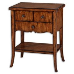 Buy Uttermost Carmel End Table on sale online