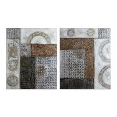 Buy Uttermost Connection 48x40 Canvas Art I, II (Set of 2) on sale online