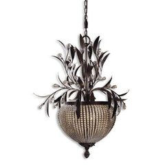 Buy Uttermost Cristal de Lisbon 3 Light Chandelier on sale online