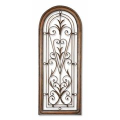 Buy Uttermost Cristy Petite 50x20 Wall Art in Brown on sale online