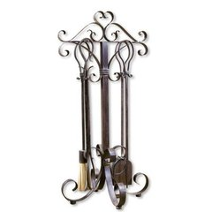 Buy Uttermost Daymeion Fireplace Tools (Set of 5) on sale online