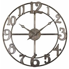 Buy Uttermost Delevan Clock on sale online